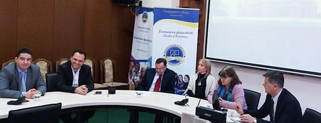 Одржана изборна скупштина Друштва економиста Ниша 2015.