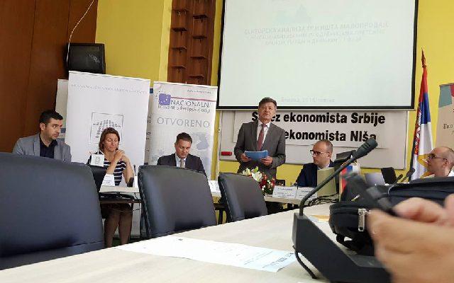 Одржана је Скупштина Друштва економиста Ниша 2018 на Економском факултету
